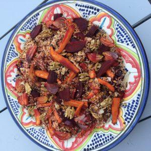 IMG 1789 300x300 - quinoa salade met moestuingroenten